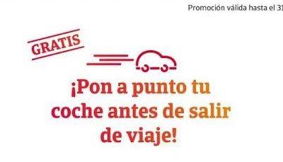 Promoción revisión gratuita auto Catalana Occidente